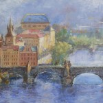 Prague, where Jindrich was born